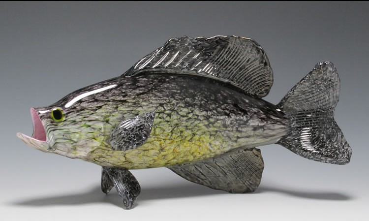 01838aa76ae Freshwater Fish Sculpture