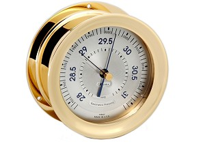 "Chelsea ""Polaris"" Nautical Barometer"