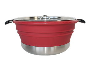 Large Cookpot (16 Cup) - Collapsible