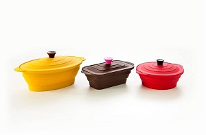 Collapsible Multi-Oven Cookware