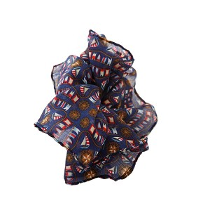 Nautical Motif Women's Scarf/Sarong