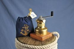 Sail Winch Pepper Mill - GOLD     Special Edition