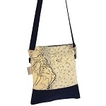 Chart Design Cross-Body Purse - NFN