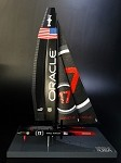 Yacht Model - Oracle Team USA, America's Cup 2013