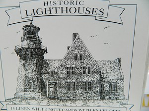 Lighthouse Notecards